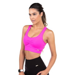 Top Fitness Rosa Dacrirô
